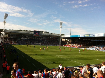 The big match: Crystal Palace VsChelsea