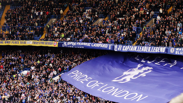 Chelsea held inParis