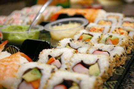 Some tips for first-time sushigoers