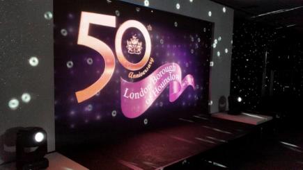 London Borough of Hounslow celebrates its 50 yearanniversary