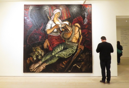 Exploring the legacy of WWII in Russian Art at SaatchiGallery