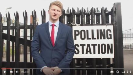 Uxbridge election day highlights from AlexBallinger