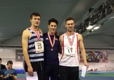 Team GB success for Brunelathletes