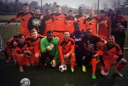 The Sunday league football team changing the lives of teenagers