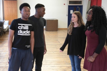 Ade Solanke premieres new play 'East End boys, West End girls'