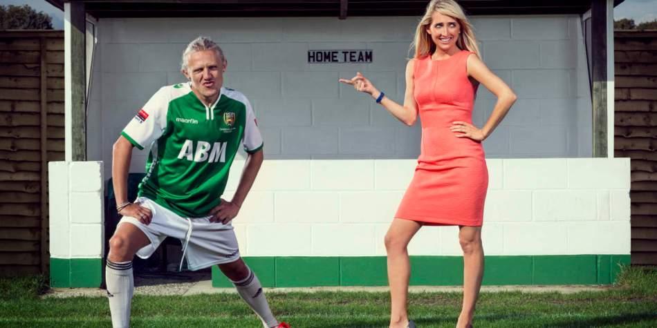 Jimmy Bullard unveils new sport panel show on LondonLive
