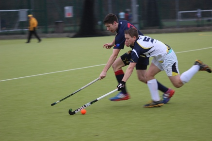 Mens 1st Hockey miss the cut for Cup Semi-Finals